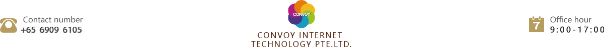 CONVOY INTERNET TECHNOLOGY PTE.LTD.